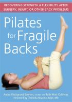 Pilates for Fragile Backs