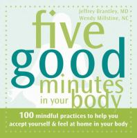 Five Good Minutes in your Body