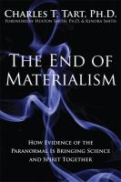 The End of Materialism