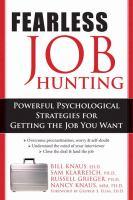 Fearless Job Hunting