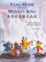 Tang Monk disciples Monkey King
