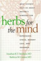 Herbs for the Mind