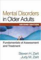 Mental Disorders in Older Adults