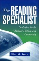 The Reading Specialist