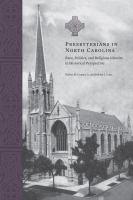 Presbyterians in North Carolina