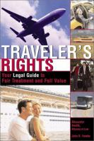 Traveler's Rights