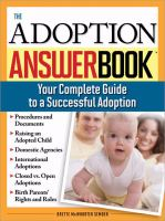 The Adoption Answer Book