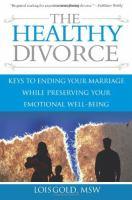 The Healthy Divorce