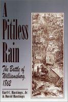 A Pitiless Rain