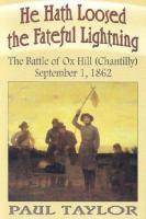 He Hath Loosed the Fateful Lightning