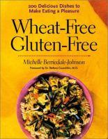 Wheat-free Gluten-free