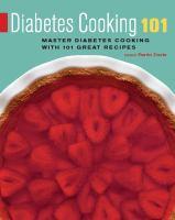 Diabetes Cooking 101