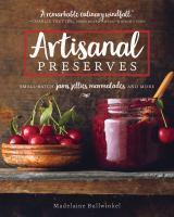 Artisanal Preserves
