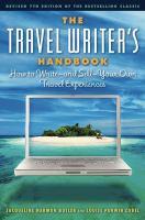 The Travel Writer's Handbook