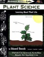 Plant Science: Learning About Plant Life (Science Action Labs)