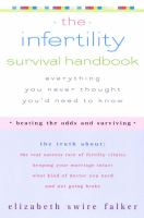 The Infertility Survival Handbook