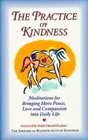 The Practice of Kindness