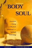 Feeding the Body, Nourishing the Soul