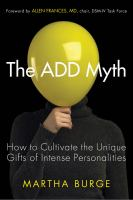 The ADD Myth