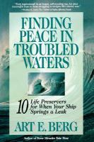 Finding Peace in Troubled Waters