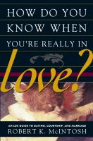 How Do You Know When You're Really in Love?