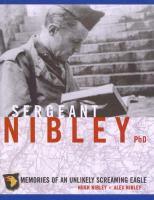 Sergeant Nibley PhD