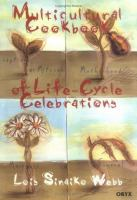 Multicultural Cookbook of Life-cycle Celebrations
