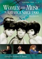 Women and Music in America Since 1900