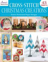 Cross-Stitch Christmas Creations
