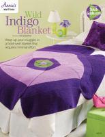 Wild Indigo Blanket Knit Pattern