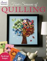 Four Seasons Quilling Sampler
