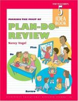 Making the Most of Plan-do-review