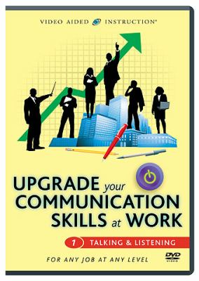 Upgrade Your Communication Skills At Work (DVD)