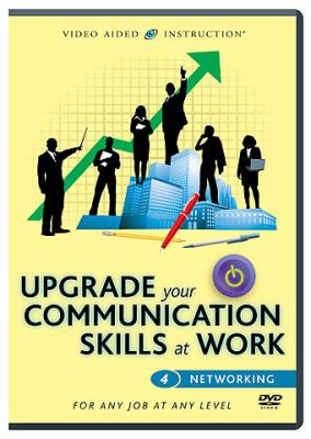 Upgrade Your Communication Skills At Work: Networking (DVD)