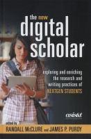 The New Digital Scholar