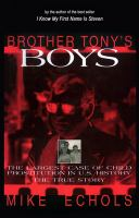 Brother Tony's Boys