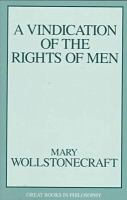 A Vindication of the Rights of Men