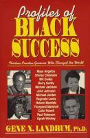 Profiles of Black Success