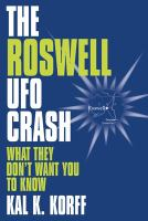 The Roswell UFO Crash