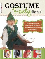 Costume Party Book