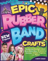 Epic Rubber Band Crafts