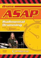 Drums ASAP Rudimental Drumming