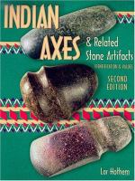 Indian Axes & Related Stone Artifacts