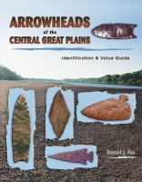 Arrowheads of the Central Great Plains