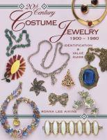 20th Century Costume Jewelry