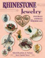 Rhinestone Jewelry Figurals, Animals, and Whimsicals
