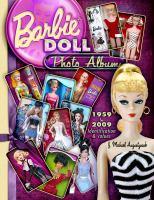 Barbie Doll photo Album 1959-2009