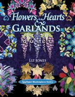 Flowers, Hearts, and Garlands Quilt