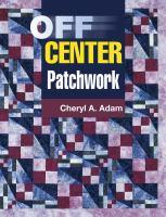 Off Center Patchwork