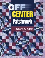 Off Center Patchwork